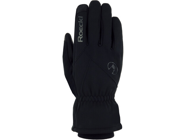 Roeckl Karlstad Windproof Gloves black